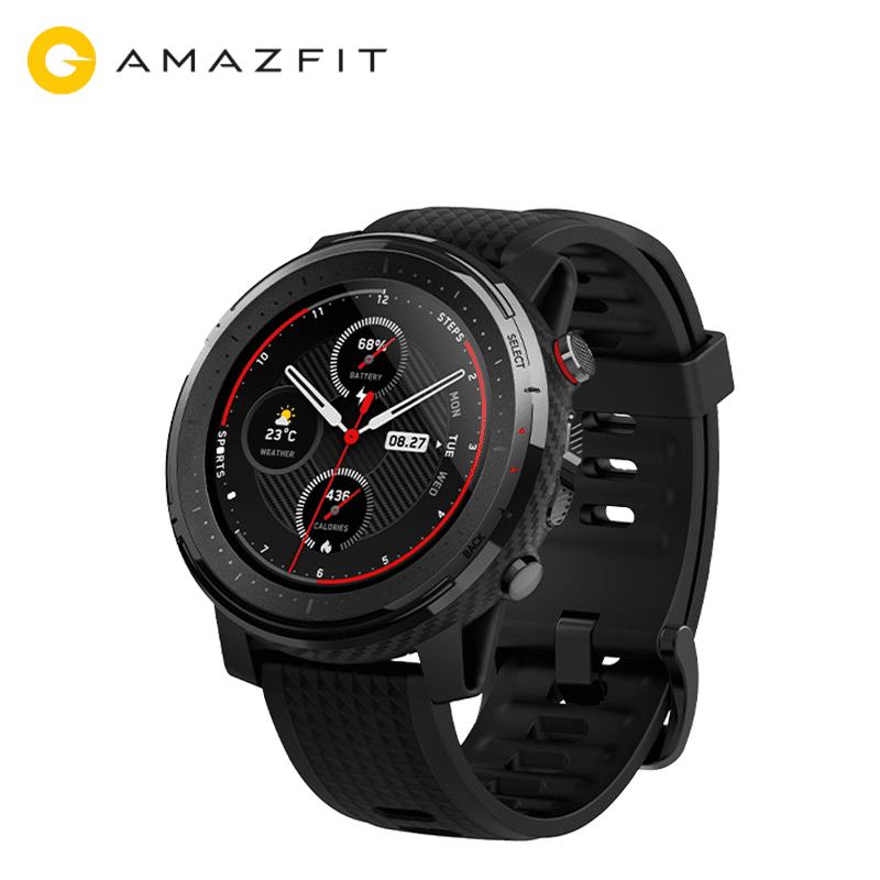 【Amazfit 華米】米動手錶Stratos 3智能運動心率智慧手錶
