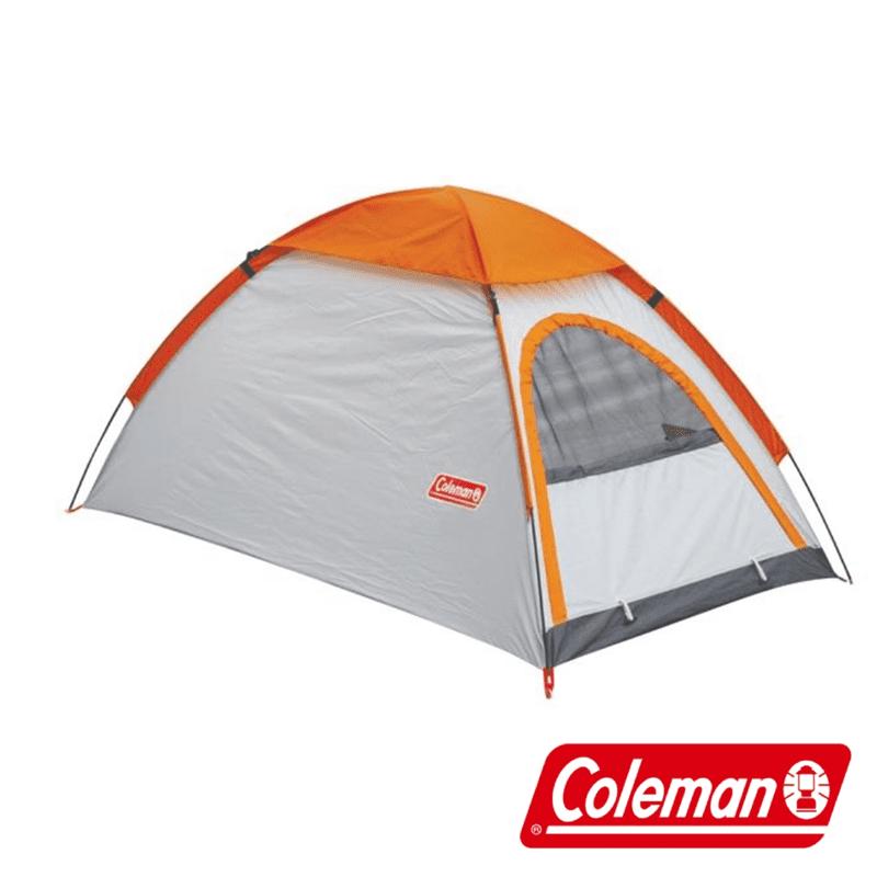 【美國Coleman】日光浴2人帳篷GO! 2P TENT 登山 防雨 福利品