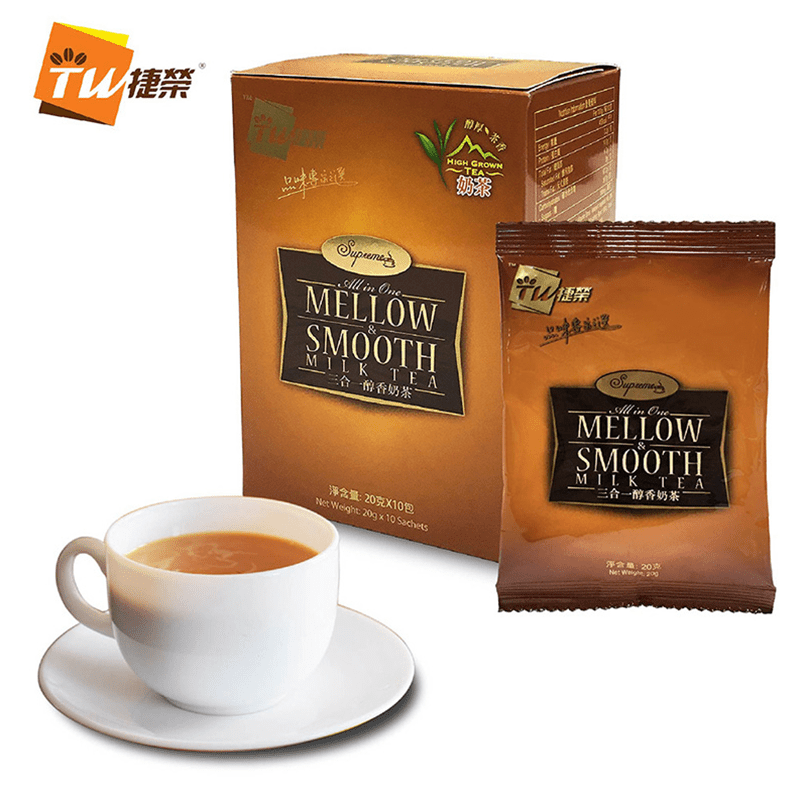 【TW捷榮】三合一醇香奶茶(TW-tea2