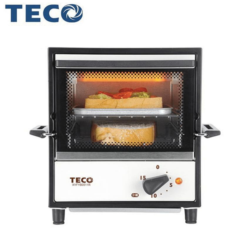 TECO 東元時尚雙層防燙電烤箱XYFYB0511R/XYFYB0971R