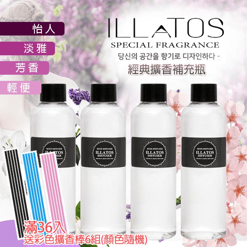 韓國ILLATOS擴香補充瓶