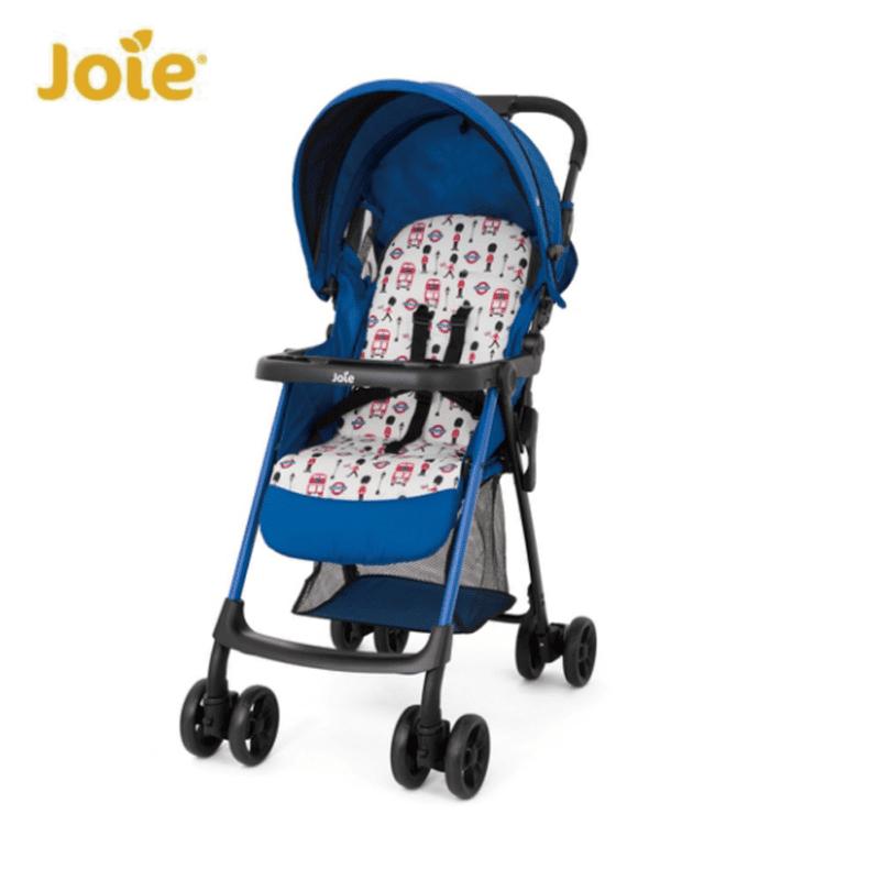 【奇哥】JOIE 輕便嬰兒推車附餐盤 (英倫藍)