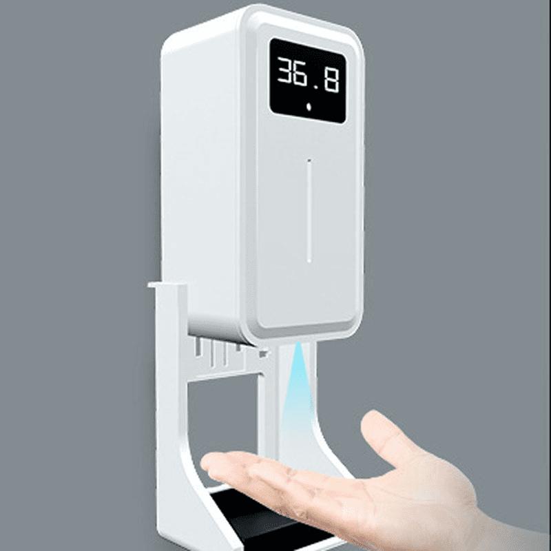 Rehabor A 體溫檢測酒精噴霧機(K9 Pro)智能感應/自動感應/消毒機