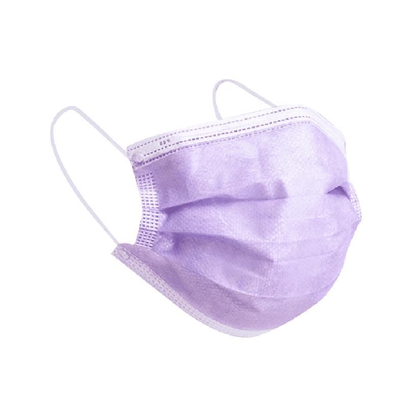 高品質熔噴布防護口罩(50 入)