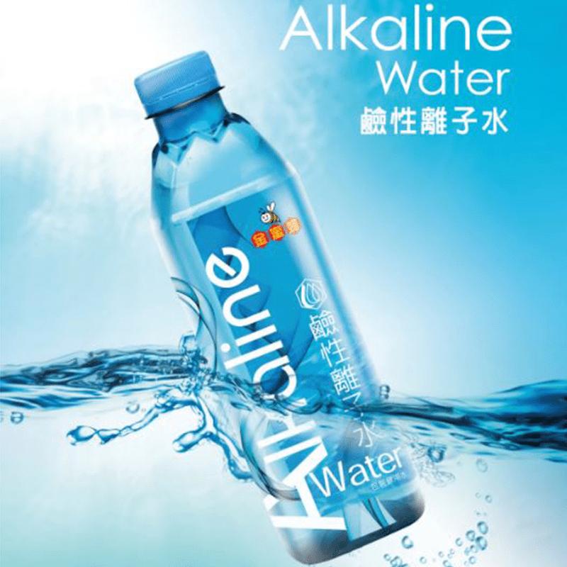 金蜜蜂專業超值安心鹼性離子水(24 瓶)