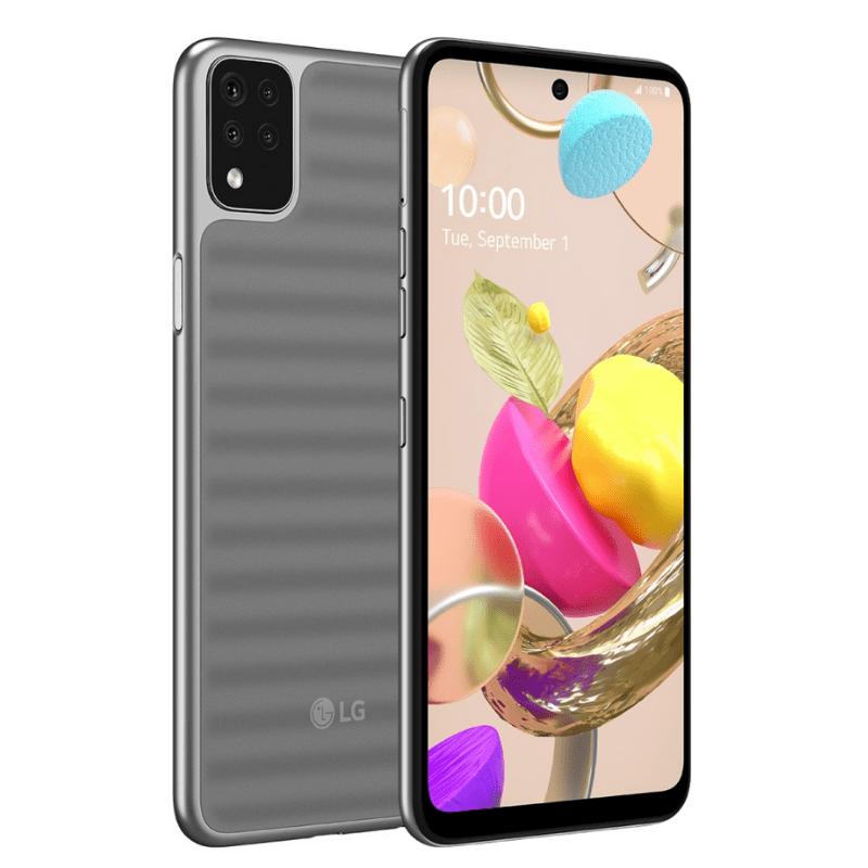 LGLG K42 6.6吋玩美四鏡頭智慧手機