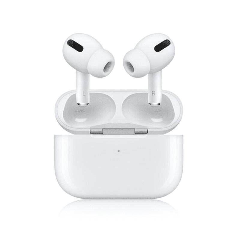 【Apple 蘋果】AirPods Pro搭配無線充電A2083/A2084