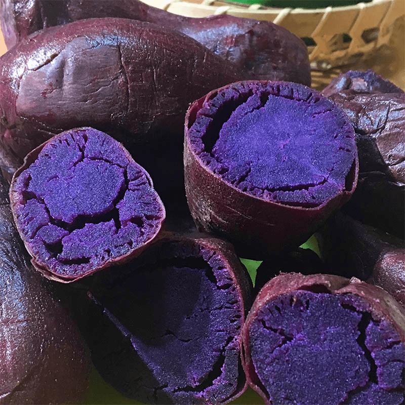台農香甜冰烤紫芋地瓜(6 包)