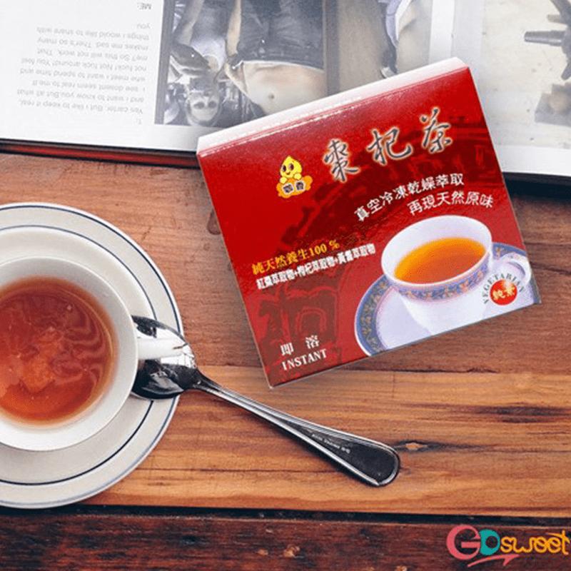 馬廣濟天然棗杞養生茶