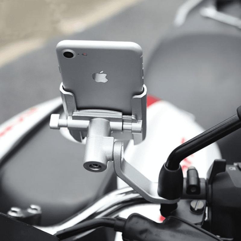 【Gooday】鋁合金機車手機架 導航支架 鷹爪手機支架