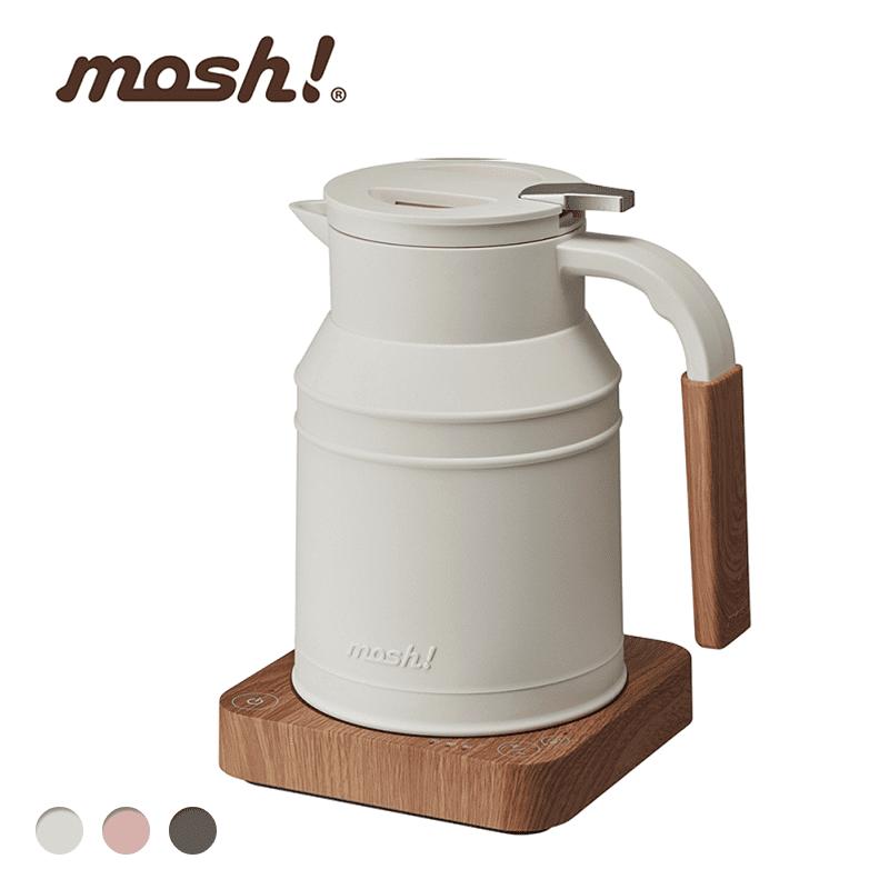 【日本 mosh!】溫控電水壺(M-EK1)