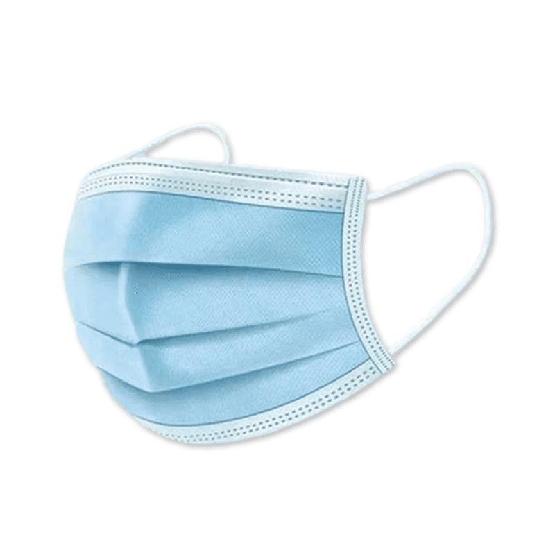 非醫療級CE歐盟認證一次性三層防護口罩