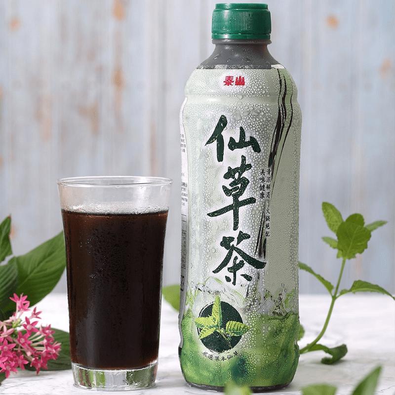 【泰山】仙草茶家庭號