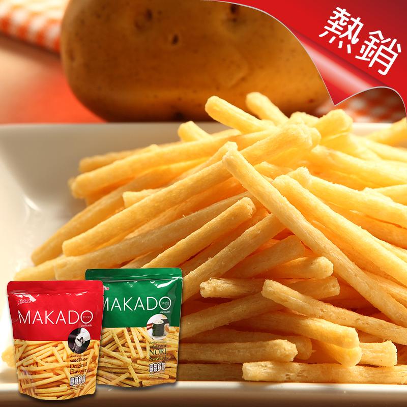 MAKADO香脆黃金薯條