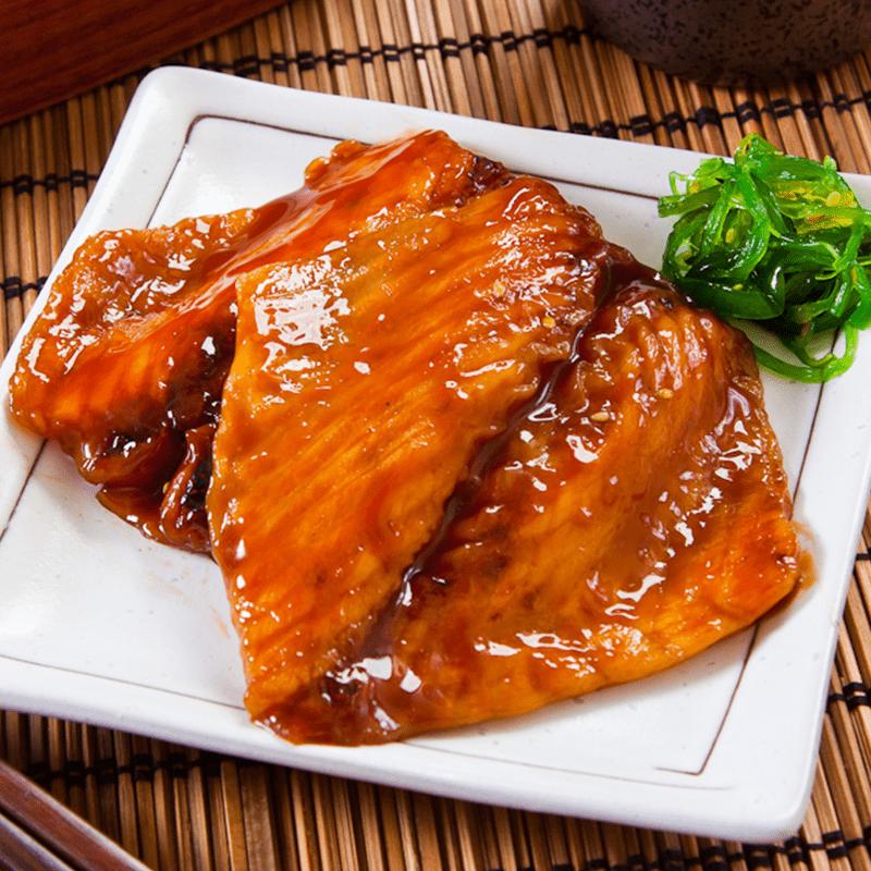 超厚切蒲燒鯛魚腹肉(6 片)