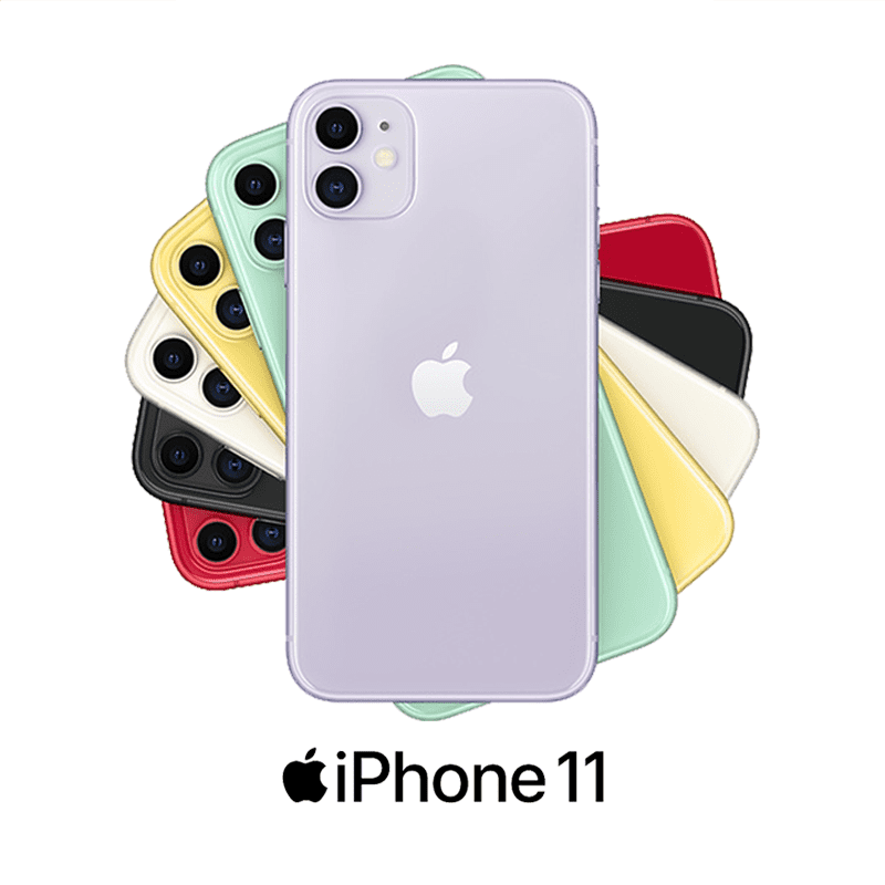 Apple iPhone 11 (64G) (128G)