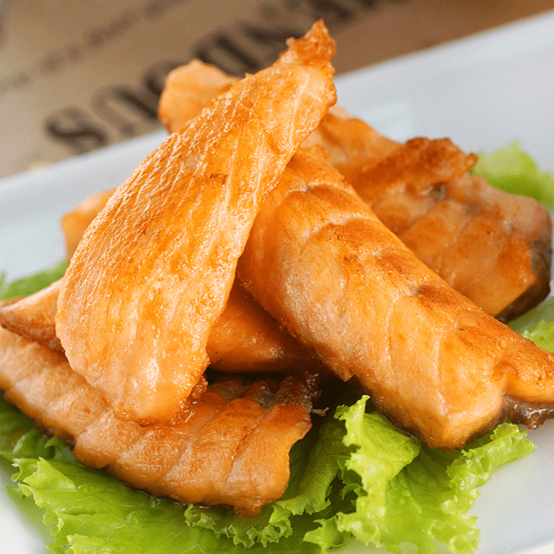 智利去骨去刺鮭魚塊肉(4 包)