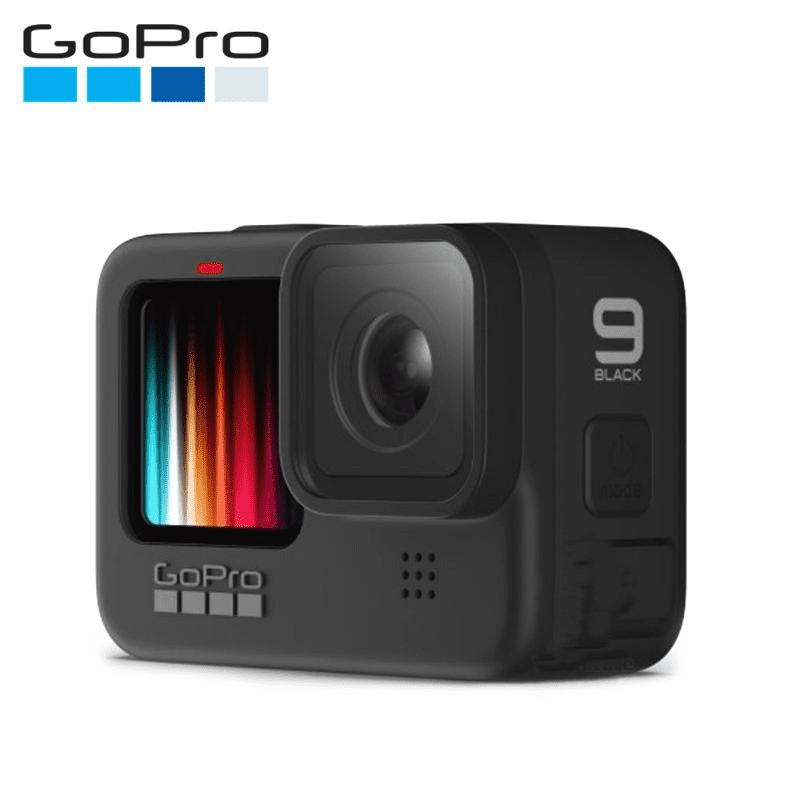 【GoPro】HERO9 Black全方位運動攝影機(CHDHX-901-LW)