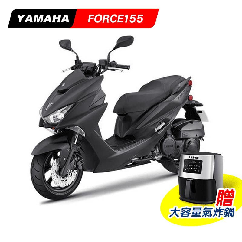 【YAMAHA 山葉】FORCE155 雙碟機車2021 XC155R-2021