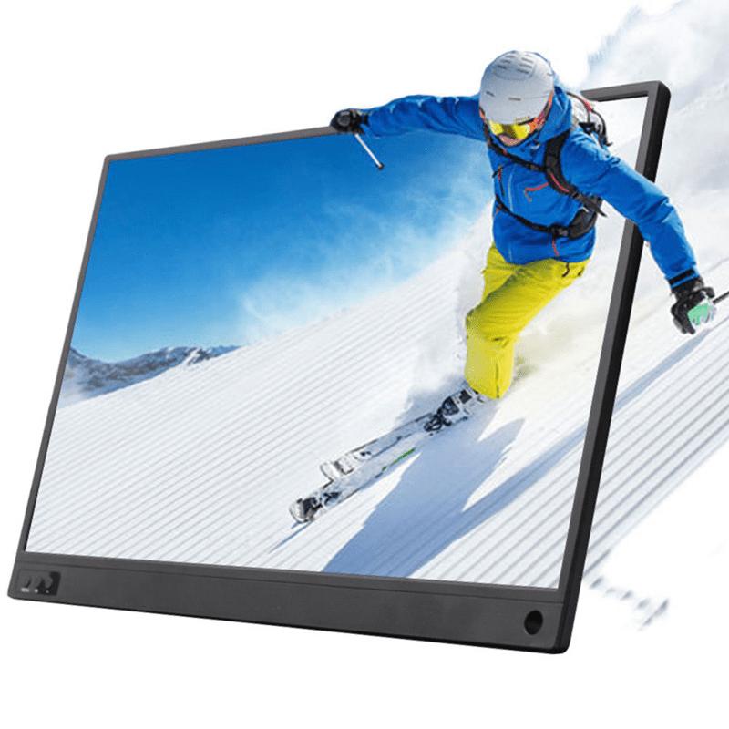 【IS 愛思】15.6吋無線投影超薄觸控可攜式螢幕(ISPT-05)