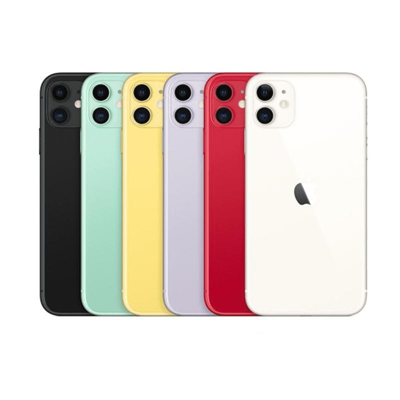 【Apple 蘋果】iPhone 11 128G 6.1吋智慧手機