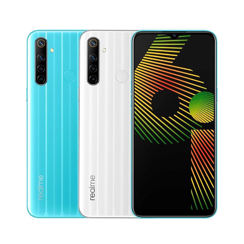 realme 6i 6.5 吋四鏡頭手機(4G/128G)
