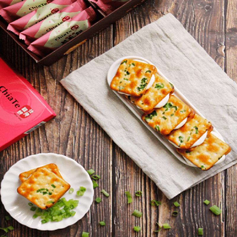 佳德糕餅蔥軋餅24片禮盒(24 片)