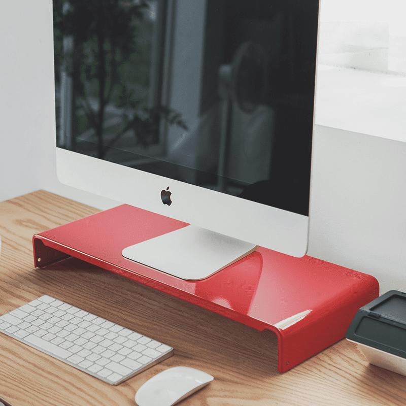 第二代高質感鋼製LCD螢幕架/桌上架