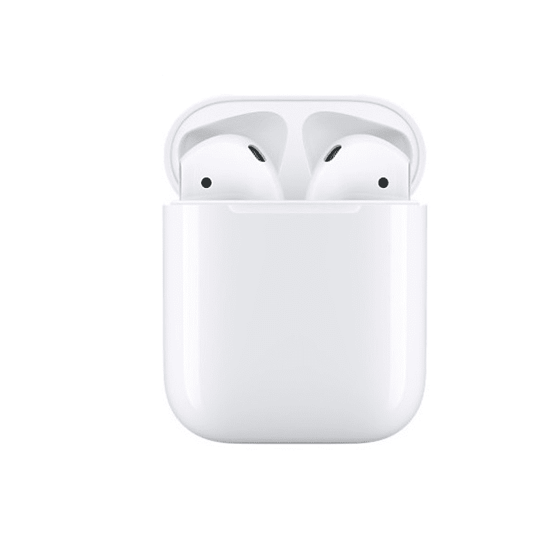 【Apple蘋果】AirPods 2代藍牙耳機 搭配充電盒 MV7N2