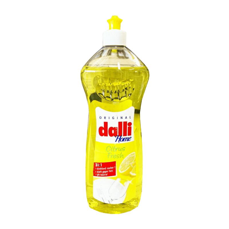 【Dalli德國達麗】檸檬清香洗淨洗碗精(1L)