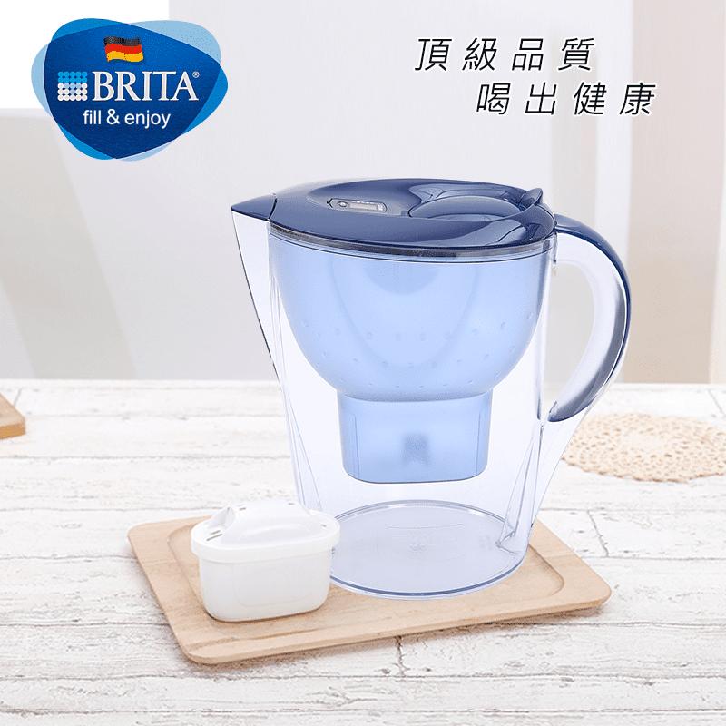 【德國BRITA】3.5公升Marella馬利拉濾水壺