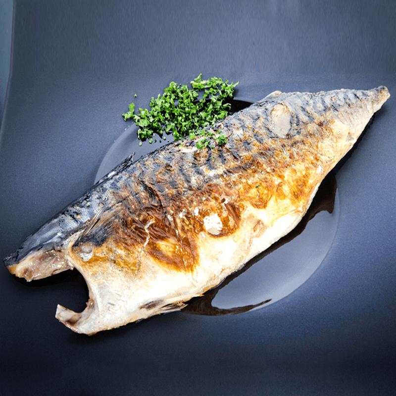 超大片挪威薄鹽鯖魚230G