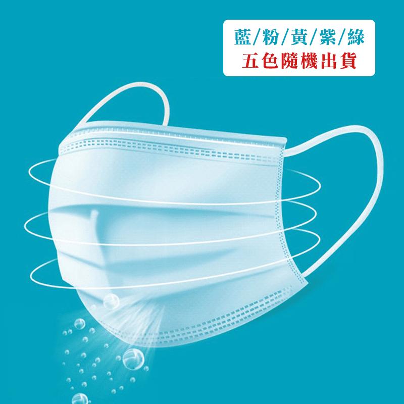 台灣製彩色醫療級口罩