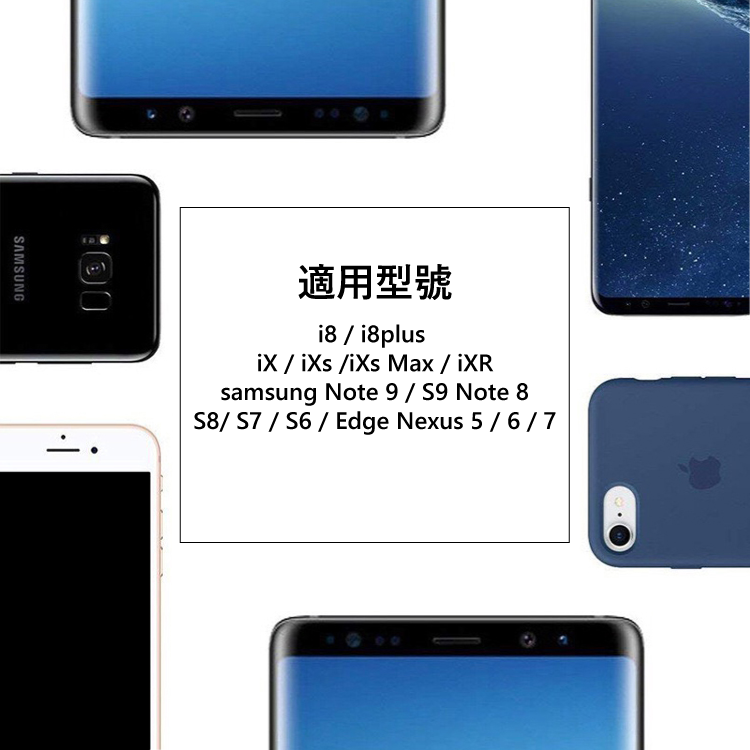 iBRIDGE 10W+apple7.5W 快充 Qi無線充電 無線充電器 皮革
