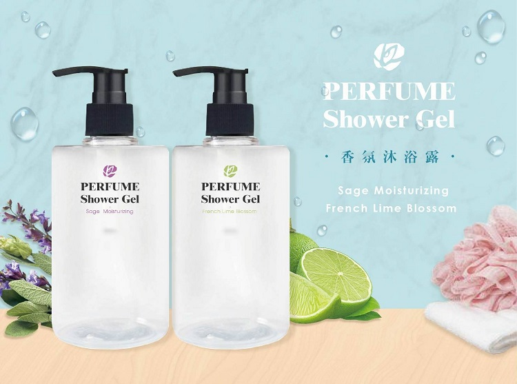 【perfume shower gel】香氛沐浴露500ml(2入組)
