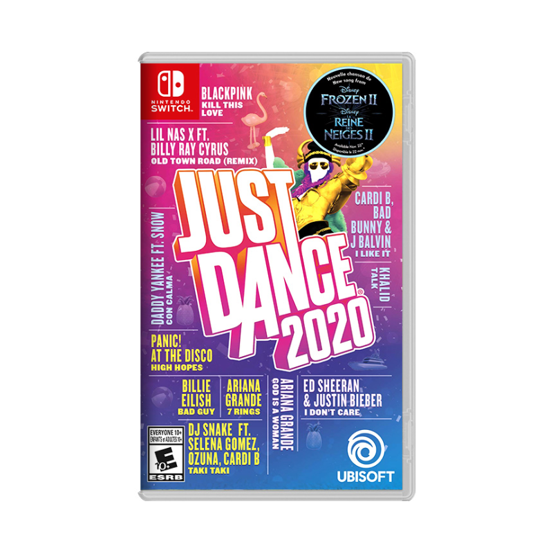 【Nintendo 任天堂】NS Switch 《Just Dance 舞力全開