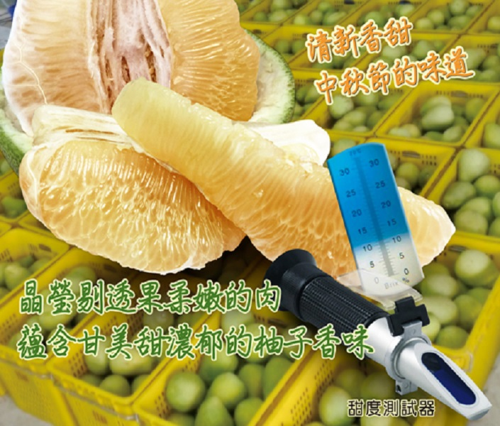【歐吉商】產地證明+產銷履歷雙認證老欉特選100%麻豆文旦禮盒 (10台斤/箱)
